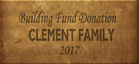 Building Fund Brick CLEMENT 2017 style=