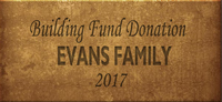 Building Fund Brick EVANS 2017 style=