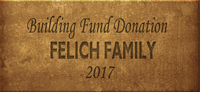 Building Fund Brick FELICH 2017