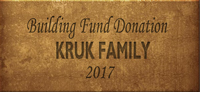 Building Fund Brick KRUK 2017