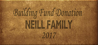 Building Fund Brick NEILL 2017