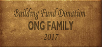 Building Fund Brick ONG 2017